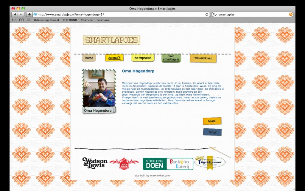 smartlapjes website3