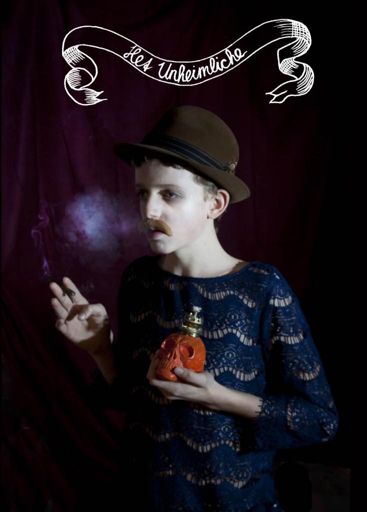 Het Unheimliche book cover